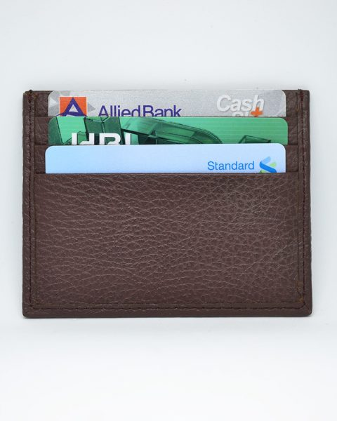 Jotter card holder black
