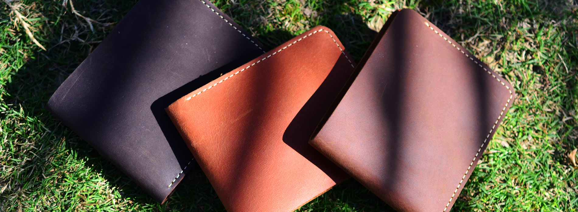 genuine leather accessories wallets