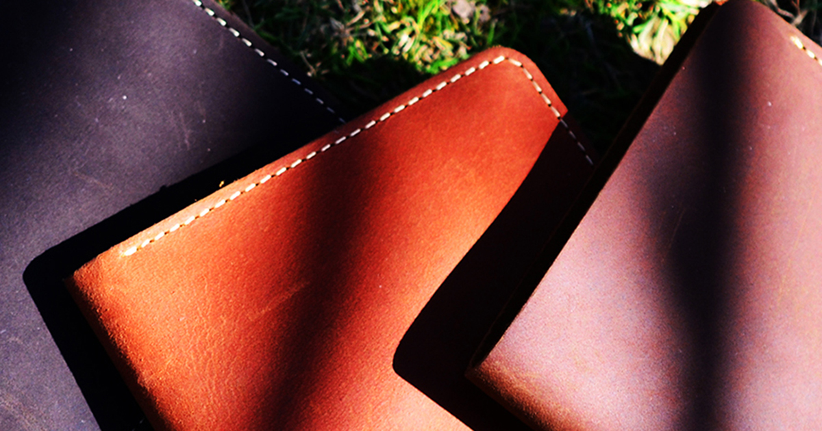 What is crazy horse leather?